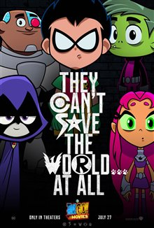 Teen Titans GO! to the Movies photo 1 of 8