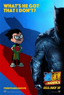 Teen Titans GO! to the Movies Photo 21