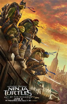 Teenage Mutant Ninja Turtles: Out of the Shadows Photo 42
