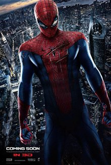 The Amazing Spider-Man Poster Large