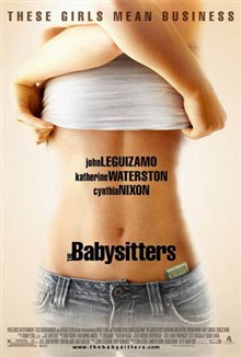 The Babysitters Poster Large