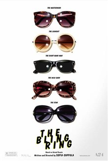 The Bling Ring Poster Large