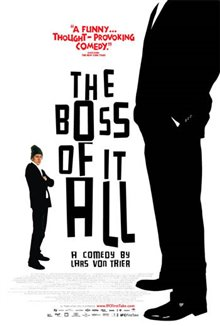 The Boss of it All Poster Large