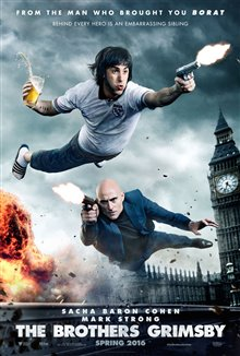 The Brothers Grimsby photo 6 of 7