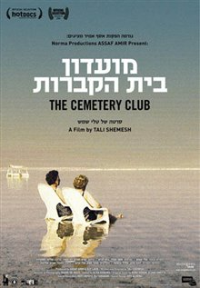 The Cemetery Club Poster Large