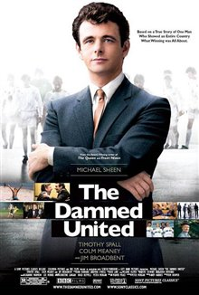 The Damned United Poster Large