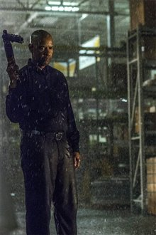 The Equalizer Poster Large