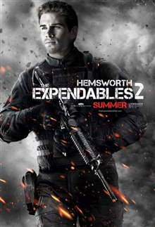 The Expendables 2 Poster Large