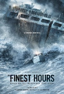 The Finest Hours photo 28 of 29 Poster