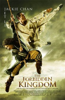 The Forbidden Kingdom Poster Large