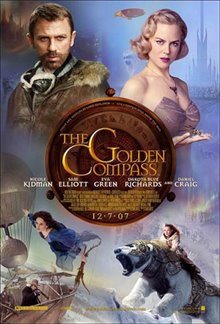 The Golden Compass Poster Large