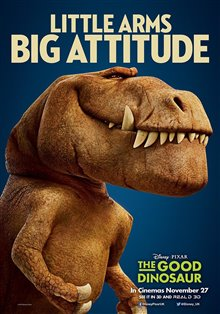 The Good Dinosaur Photo 24