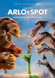 The Good Dinosaur Photo 28