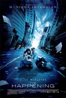 The Happening Poster Large
