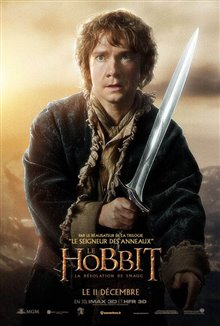 The Hobbit: The Desolation of Smaug Poster Large