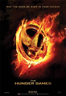 The Hunger Games Poster Large