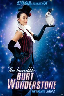 The Incredible Burt Wonderstone Poster Large