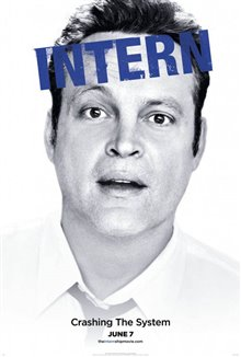 The Internship Poster Large