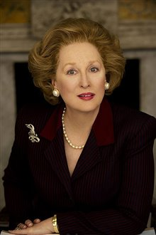 The Iron Lady Poster Large