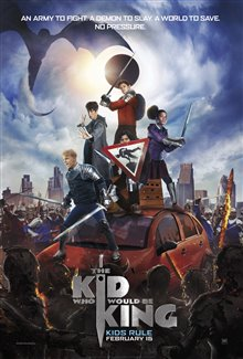 The Kid Who Would Be King Photo 9