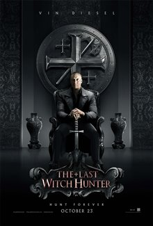 The Last Witch Hunter photo 18 of 21 Poster