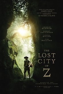 The Lost City of Z (v.o.a.) Photo 23
