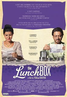 The Lunchbox Poster Large