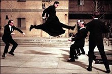 The Matrix Reloaded Photo 1