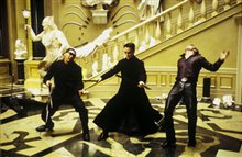 The Matrix Reloaded Photo 9