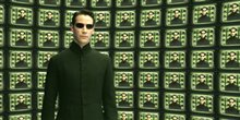 The Matrix Reloaded Poster Large