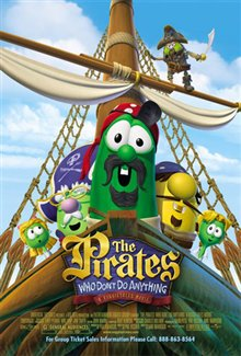 The Pirates Who Don't Do Anything: A VeggieTales Movie Photo 19