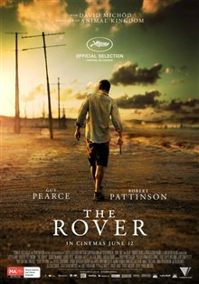 The Rover Poster Large