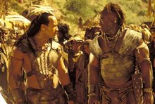 The Scorpion King Poster Large