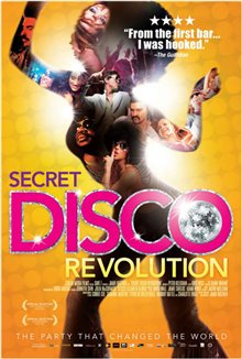 The Secret Disco Revolution Poster Large