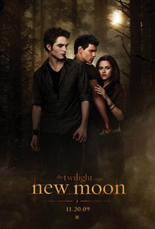 The Twilight Saga: New Moon Poster Large