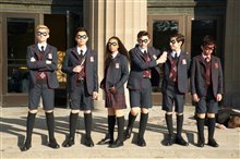 The Umbrella Academy (Netflix) Photo 2