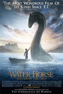 The Water Horse: Legend of the Deep Poster Large