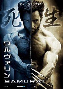 The Wolverine Poster Large