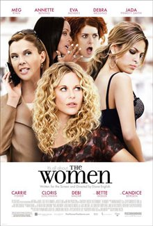 The Women Poster Large