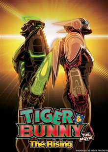 Tiger & Bunny The Movie: The Rising  photo 1 of 1