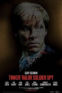 Tinker Tailor Soldier Spy Poster Large