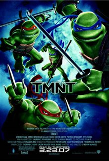 TMNT Poster Large