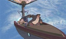 Treasure Planet Poster Large
