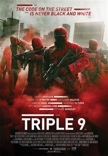 Triple 9 photo 9 of 16 Poster