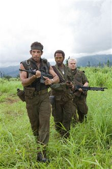 Tropic Thunder Poster Large