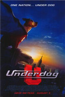Underdog Poster Large