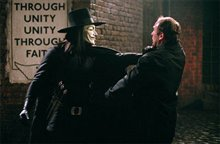 V for Vendetta Photo 3