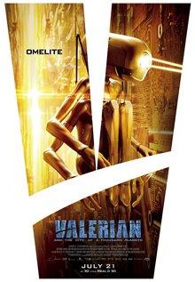 Valérian et la cité des mille planètes Photo 24