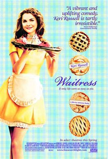 Waitress Poster Large