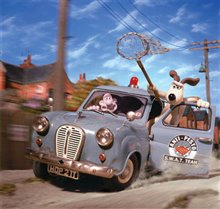 Wallace & Gromit: The Curse of the Were-Rabbit Photo 3